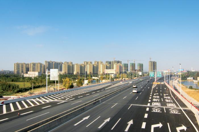 苏州中环快速路北段_中亿丰建设集团股份有限公司_精品工程_公路交通